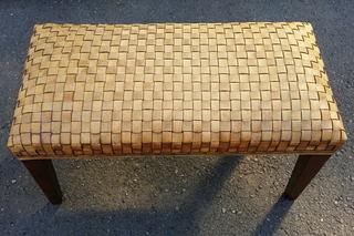 長椅子の家具貼替前