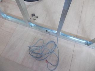 電気コード配線
