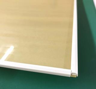 防水テープ付きアクリル板