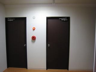 内装ドア装飾