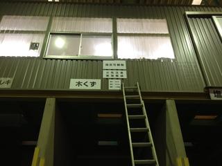 工場内指示標識看板